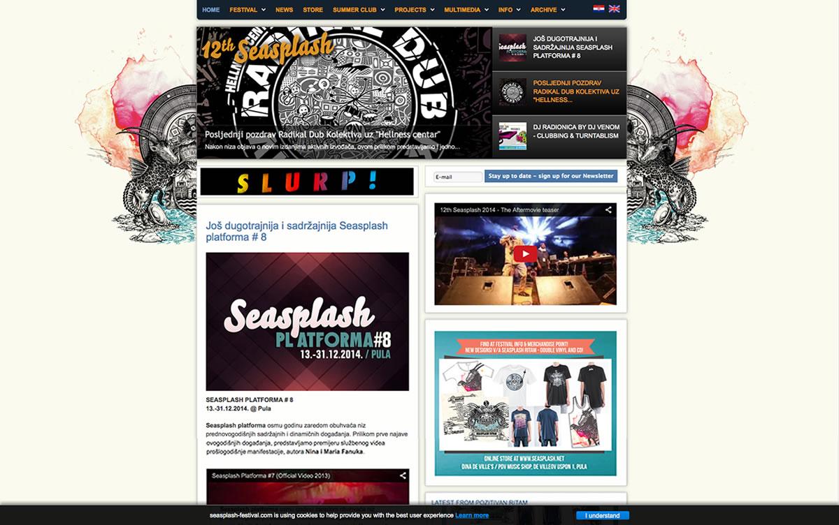 Seasplash Festival